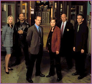 SVU cast photo
