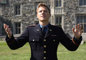 "Christopher Egan on ""Kings"""