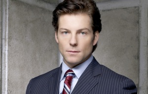 "Actor Jamie Bamber (""Battlestar Galactica"")"