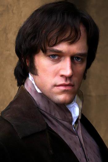 The newest Mr. Darcy (Elliot Cowan)