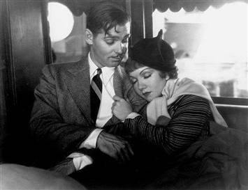 Peter (Clark Gable) & Ellen (Claudette Colbert)