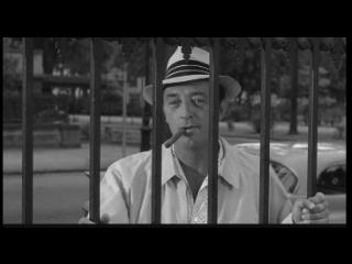 The consummate villain- Max Cady (Robert Mitchum)