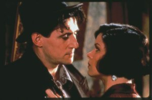 Troubled couple: Tom (Gabriel Byrne) & Verna (Marcia Gay Harden)
