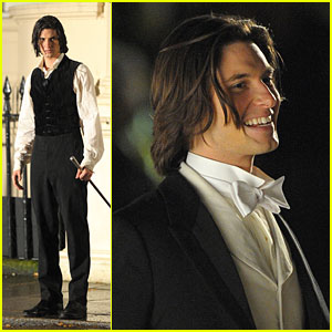 """Dorian Grey"" stars Ben Barnes and Colin Firth."