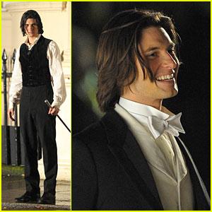 """Dorian Grey"" stars Ben Barnes and Colin Firth."