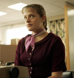 Peggy Olson- always watching & learning