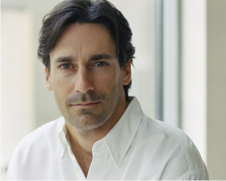 "Jon Hamm in ""People"" mag (2007)"