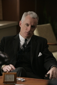 The unflappable Roger Sterling