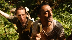 TK (Rahul Bose) and Moores (Linus Roache)