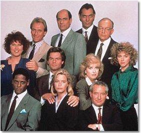 """The cast of """"LA Law"""" (1986)"""