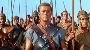 """Spartacus""- sword, sandals, AND gravitas"