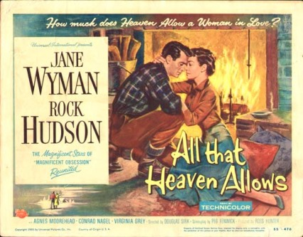 Image result for all that heaven allows 1955