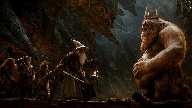 Company meet The Goblin King