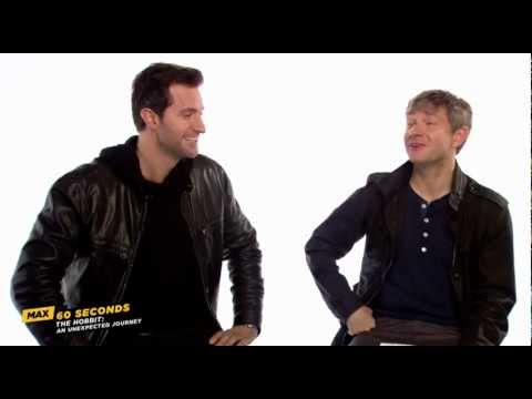 Richard and Martin Freeman in 60 Seconds spot for Cinemax