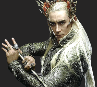 Illustration of Thranduil