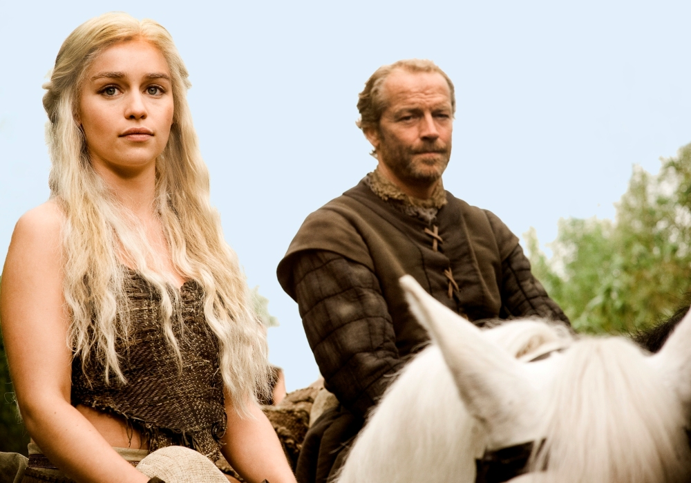 Game of Thrones: The Dothraki Culture & People (5/6)