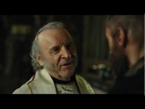Colm Wilkinson as The Bishop