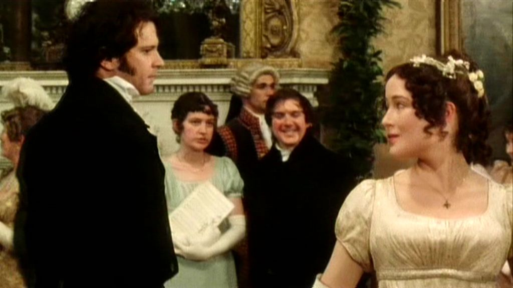 Memorable Lines: Pride & Prejudice (1995) – Knightleyemma