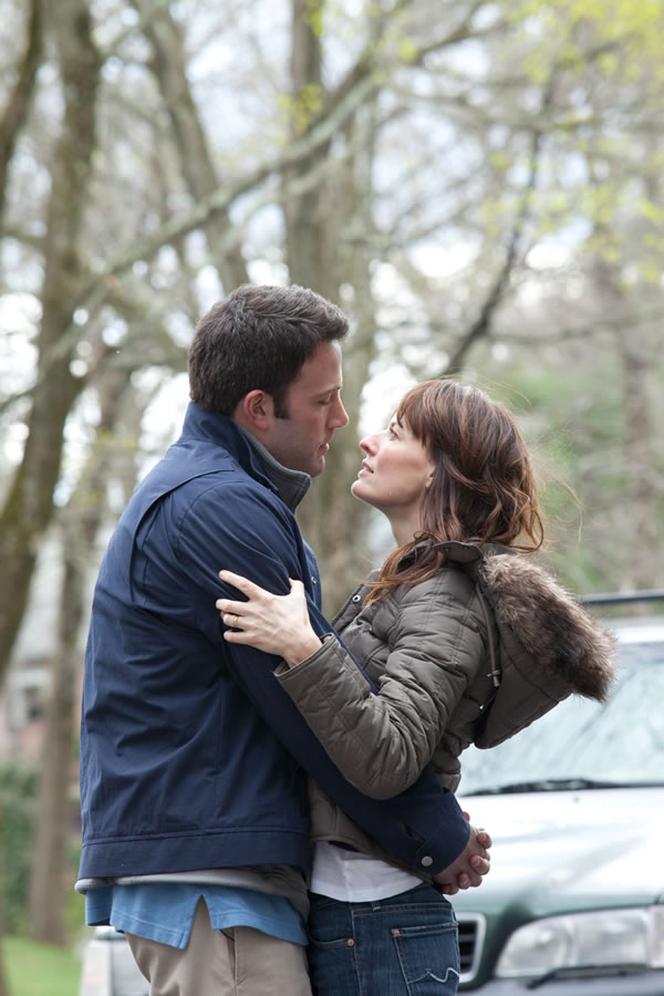 Bobby and Maggie