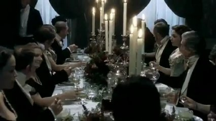 Mrs. Thornton's dinner party