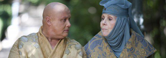 Varys & Lady Olenna: Unlikely matchmakers for Sansa