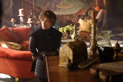 Tyrion goes to fetch the ledgers from Littlefinger's brothel