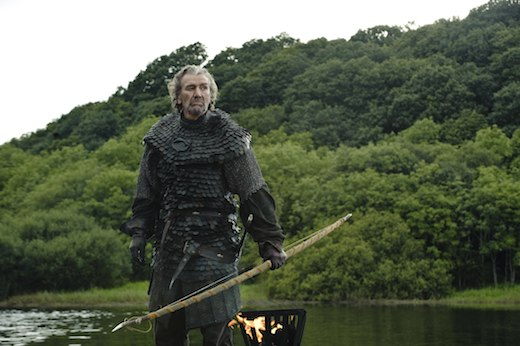 "Brynden ""Blackfish"" Tully (Clive Russell)"
