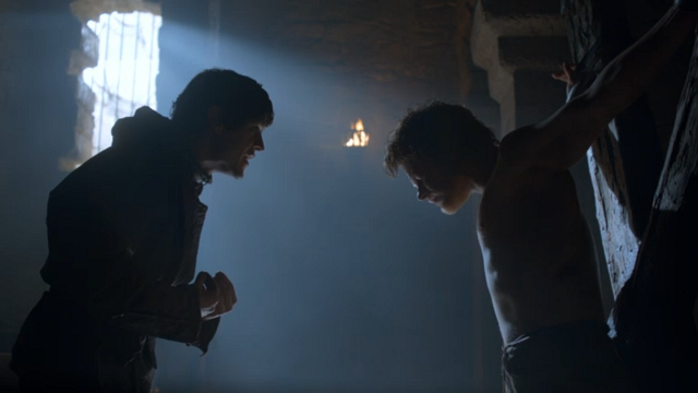 Ransay and Theon
