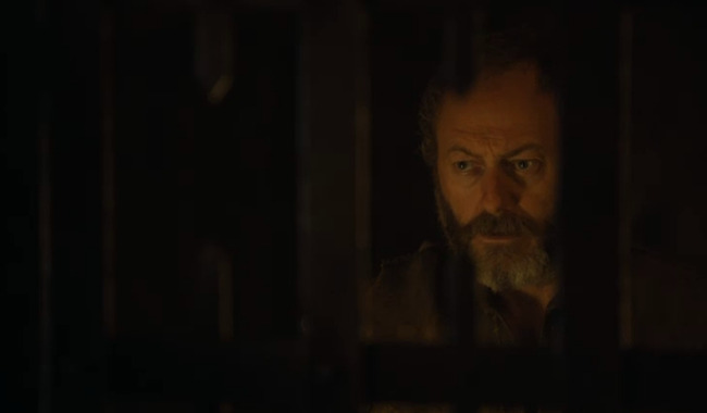 Ser Davos counsels Lord Stannis