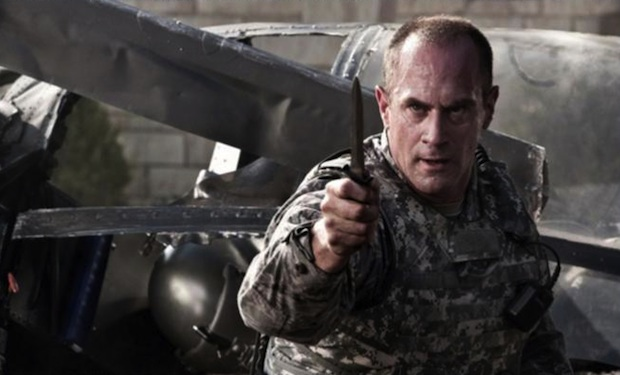 SVU fans (like me) were pleased to see Chris Meloni
