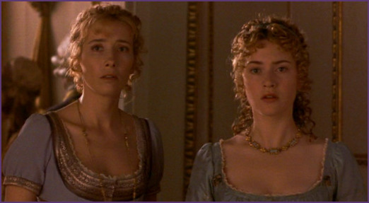 marianne and elinor in jane austens sense and sensibility When mr dashwood dies, his house, norland park, passes directly to his only son john, the child of his first wife his second wife, mrs dashwood, and their daughters, elinor, marianne and margaret, are left only a small income.