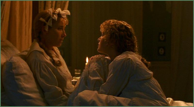 Elinor (Emma Thompson) and Marianne (Kate Winslet)