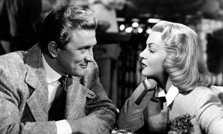 Kirk Douglas and Lana Turner
