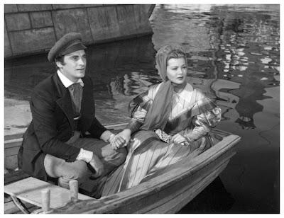 William and Marianne dream of adventure