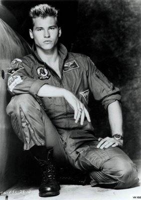 Val Kilmer (Top Gun)