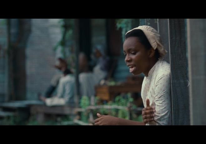 Eliza (Adepero Oduye) gives into despair