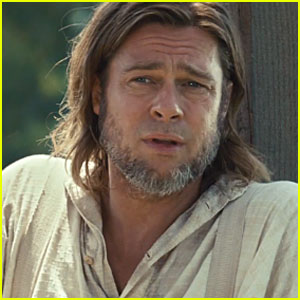 Bass (Brad Pitt) is against slavery