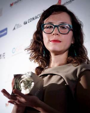 Director Natalia Beristain