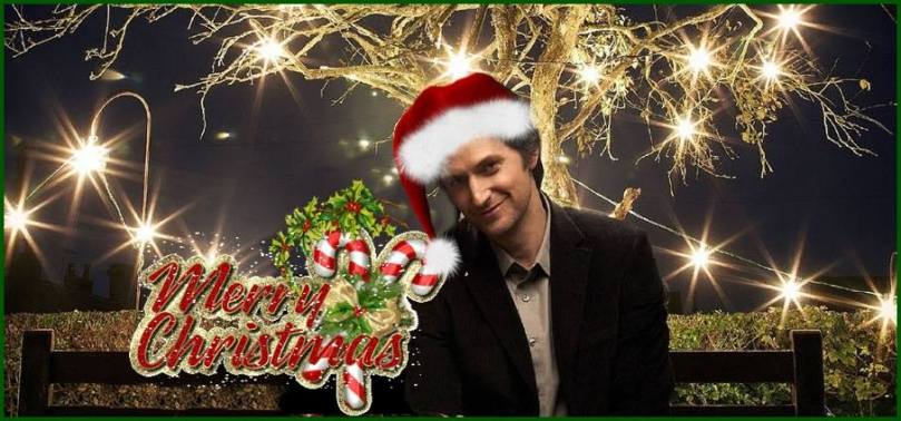 A holiday pic (by Eni, creator of Richard Armitage Bulgaria Facebook page)