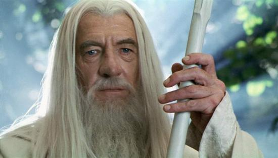 Gandalf the White (Ian McKellan)