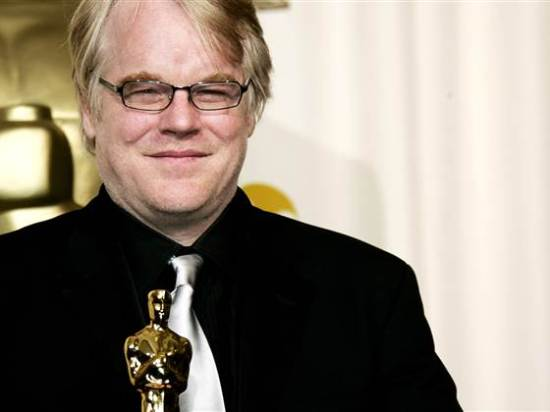 "PSH won the Best Actor Oscar in 2006 for ""Capote"""