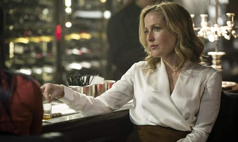 Stella Gibson (Gillian Gibson) is a cop in a league of her own!