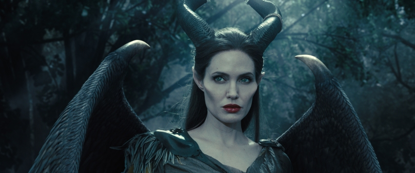 "Disney's ""MALEFICENT""..Maleficent (Angelina Jolie)..Photo Credit: Film Frame..?Disney 2014"