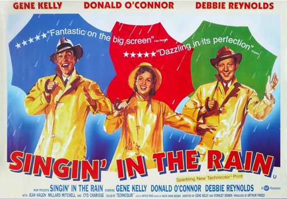 Votre dernier film visionné - Page 2 Singin_poster