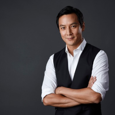 "Daniel Wu, a cast member and executive producer of the television series ""Into the Badlands,"" poses for a portrait during the 2015 Television Critics Association Summer Press Tour at the Beverly Hilton on Friday, July 31, 2015, in Beverly Hills, Calif. (Photo by Chris Pizzello/Invision/AP)"