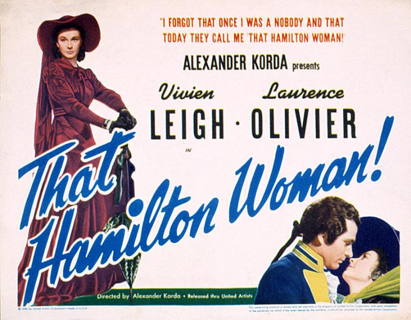 Image result for that hamilton woman 1941